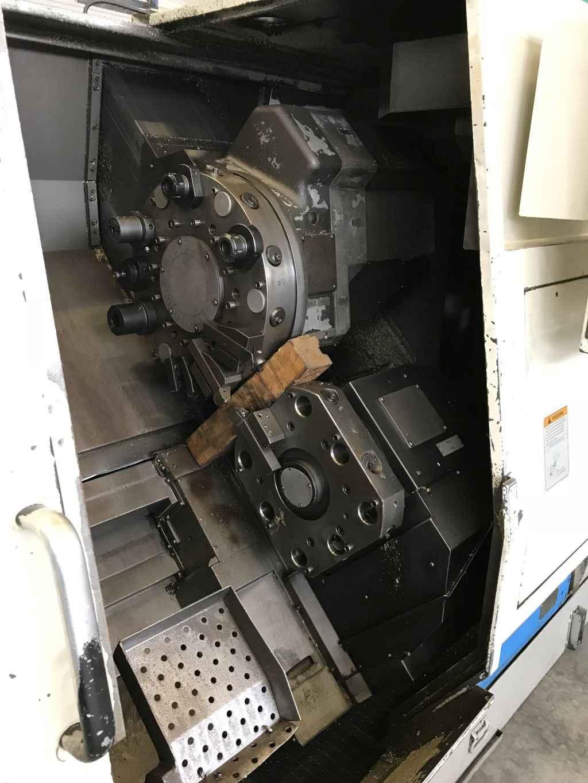 Spitzendrehmaschine Okuma LU 15 M Big Bore Bilder auf Industry-Pilot