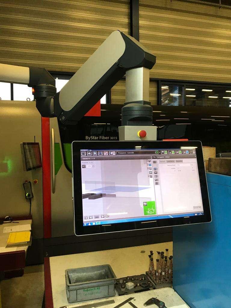 Hydraulische Presse Bystronic Xpert 320-3100 Листогибочный пресс с ЧПУ Bilder auf Industry-Pilot