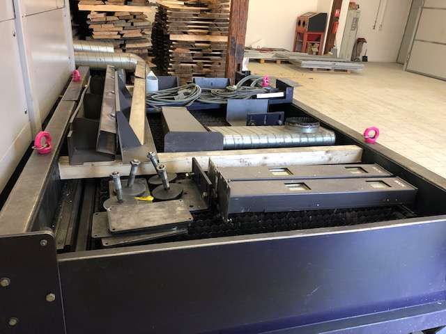Laser Cutting Machine BYSTRONIC Bysprint 3015 photo on Industry-Pilot