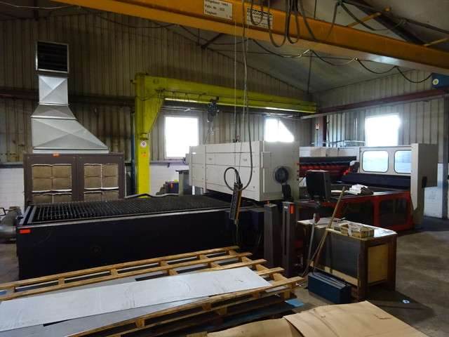Laser Cutting Machine Bystronic Bystar 3015 photo on Industry-Pilot