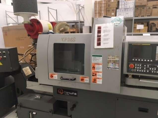 Stangenautomat - Mehrspindel Токарный автомат HANWHA XP26S  Bilder auf Industry-Pilot