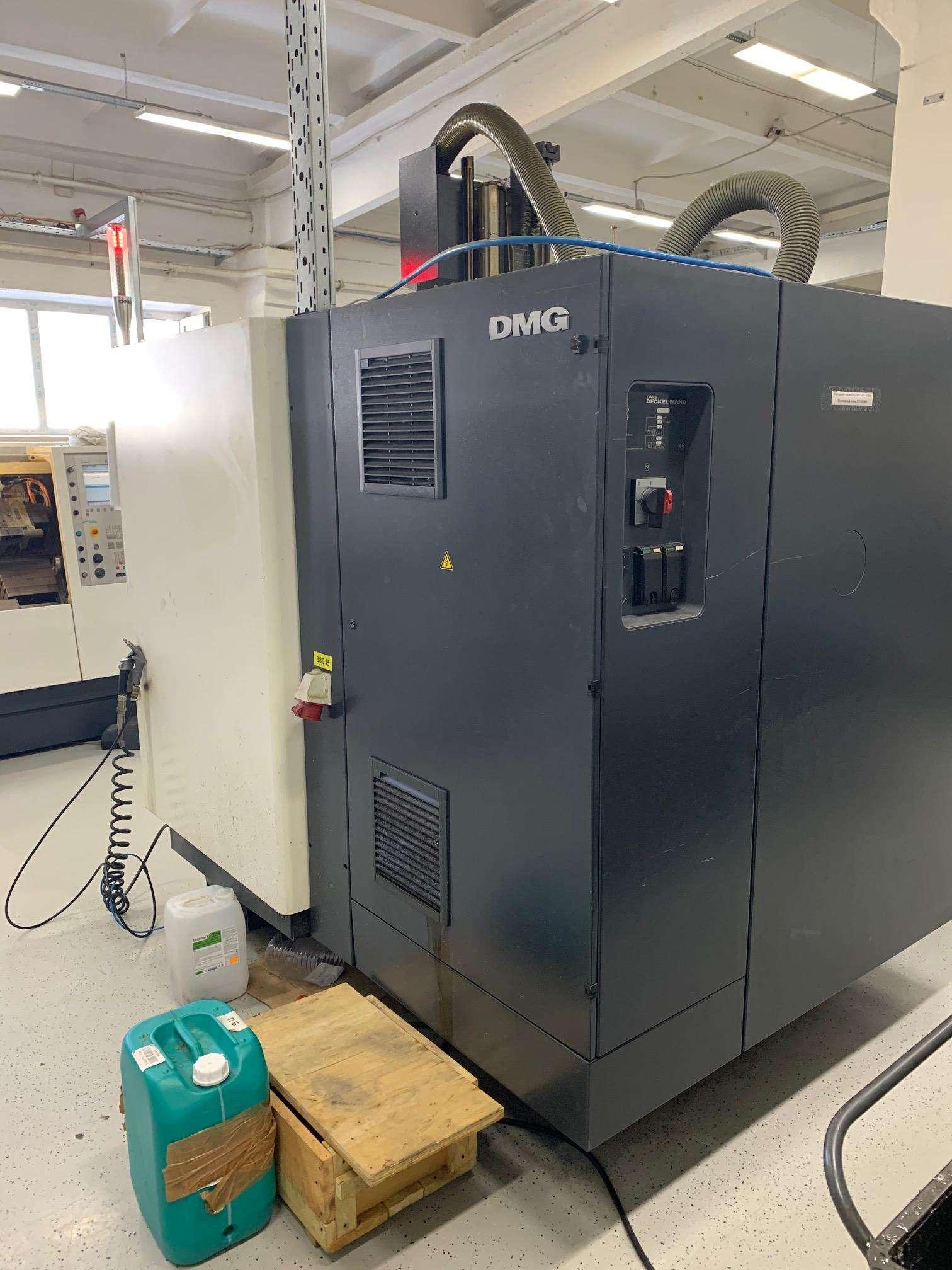 Bearbeitungszentrum - Vertikal DMG Mori DMC 635 ecoline Bilder auf Industry-Pilot