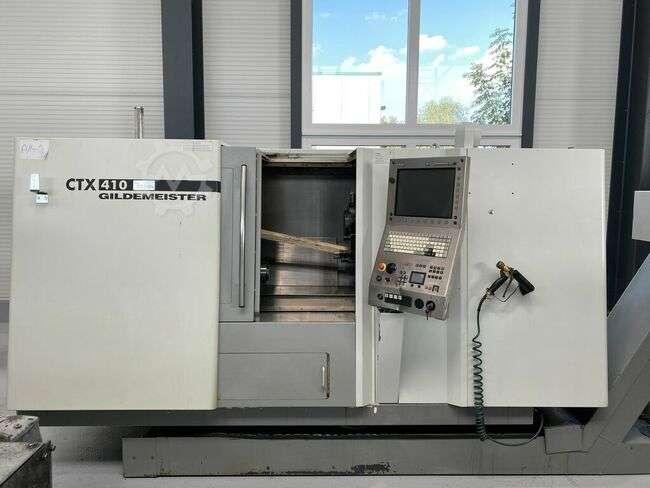 CNC Drehmaschine DMG Gildemeister CTX 410 Bilder auf Industry-Pilot