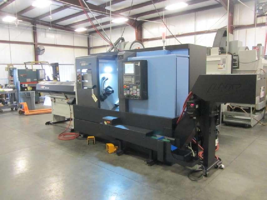 DOOSAN LYNX 220 LSYC CNC-DREHZENTRUM Bilder auf Industry-Pilot