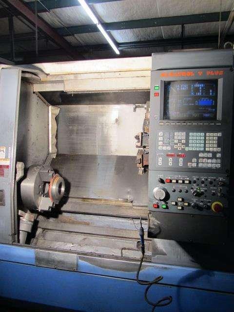 MAZAK SLANT TURN 40N CNC-DREHZENTRUM Bilder auf Industry-Pilot