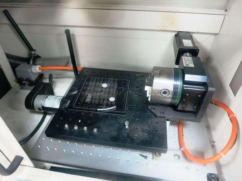 Laserschneidmaschine ROFIN STARMARK SLM 10E CNC LASER DREHTISCH KENNZEICHNUNG Bilder auf Industry-Pilot