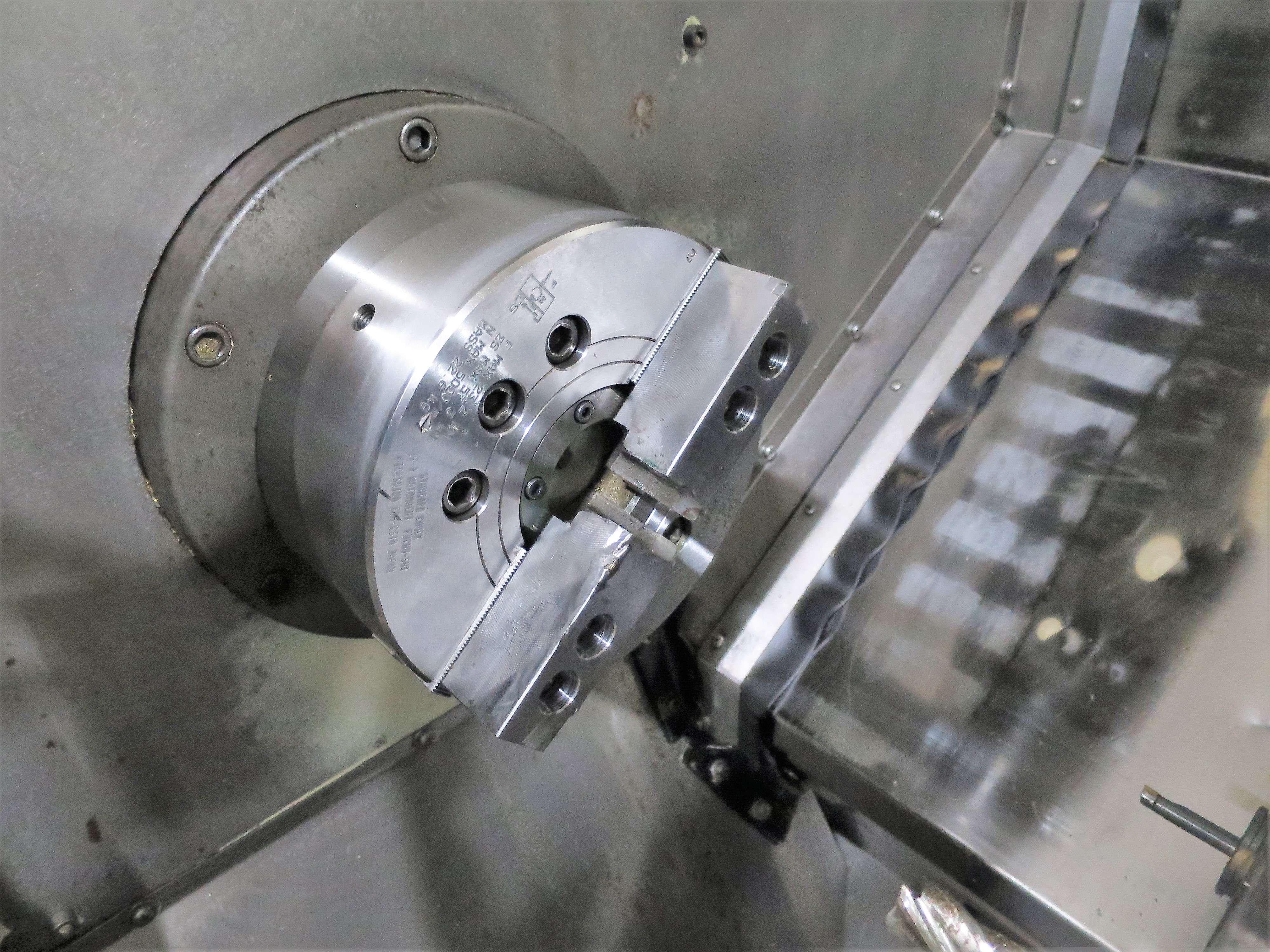 OKUMA  LNC-8 CNC 2-ACHSEN-DREHZENTRUM Bilder auf Industry-Pilot