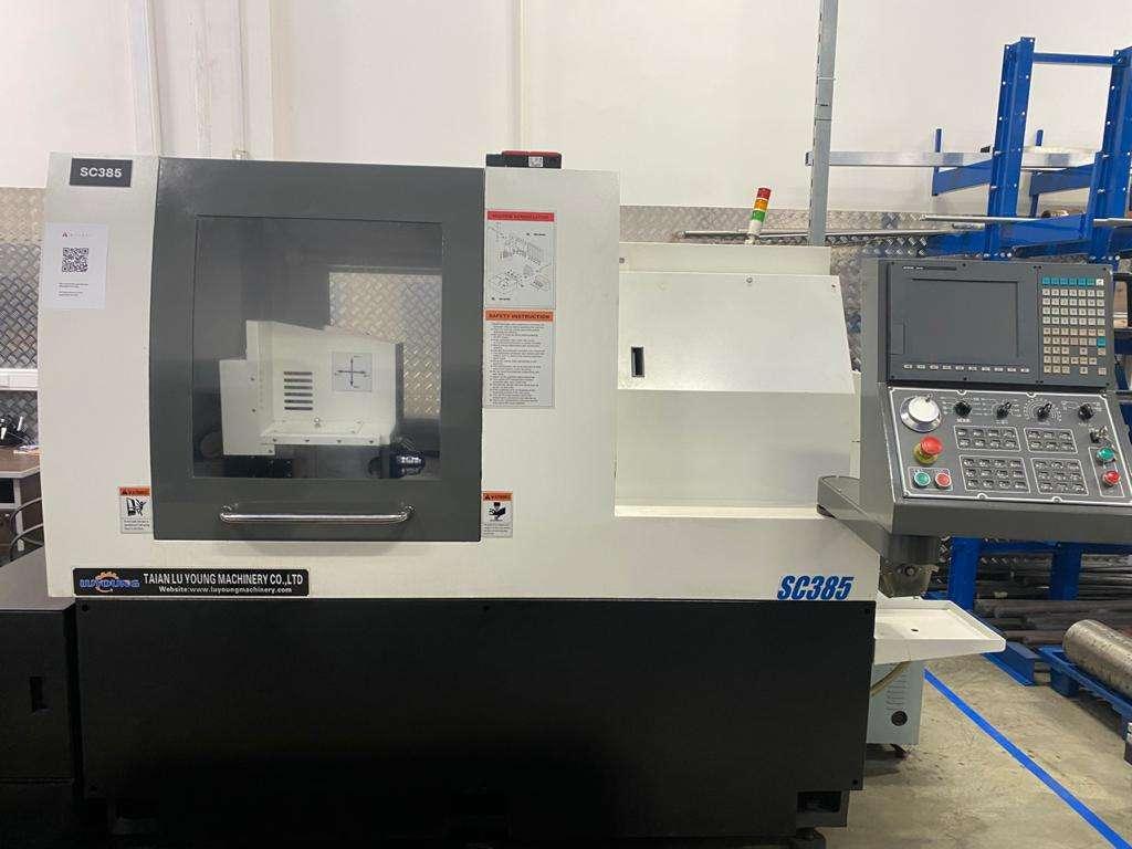 Stangenautomat - Mehrspindel Продается токарный автомат Swiss Type диаметр прутка до 40мм Bilder auf Industry-Pilot