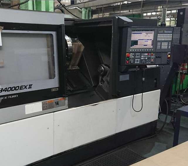 CNC Drehmaschine Okuma LB 4000 EX II Bilder auf Industry-Pilot
