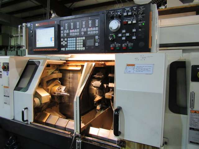 MAZAK MULTIPLEX 6200Y 6-ACHSEN-DREHZENTRUM Bilder auf Industry-Pilot
