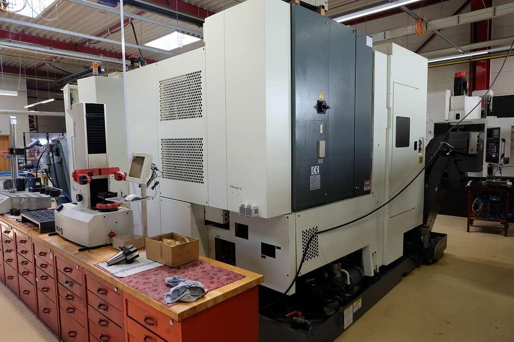 Bearbeitungszentrum - Universal Kitamura Mycenter HX300 iF Bilder auf Industry-Pilot
