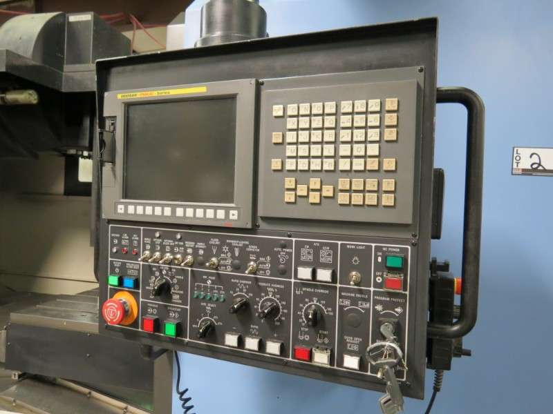 Bearbeitungszentrum - Vertikal DOOSAN DNM750 4-ACHS-VMC Bilder auf Industry-Pilot