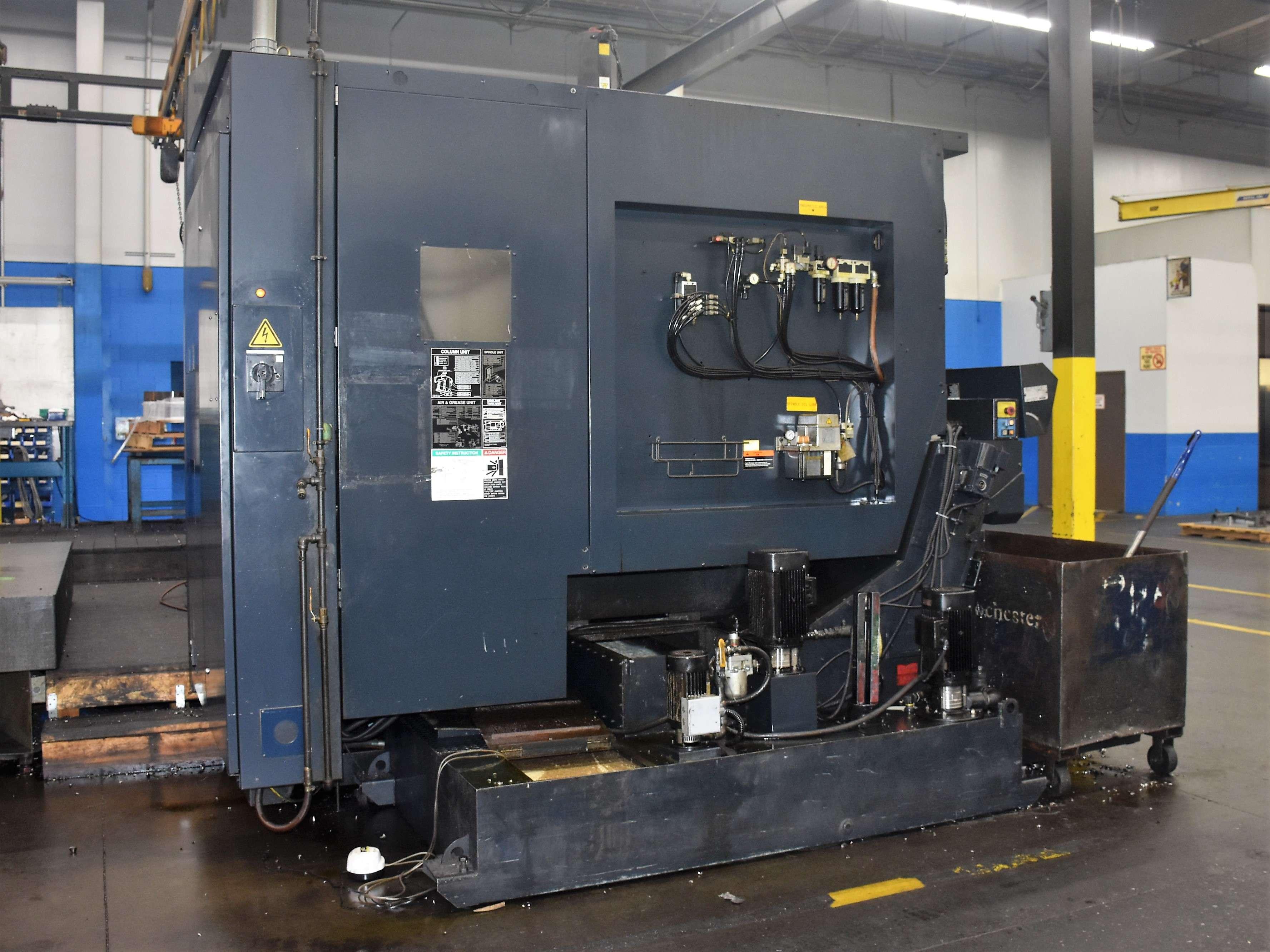 Bearbeitungszentrum - Horizontal MAKINO A81 CNC HORIZONTALES BEARBEITUNGSZENTRUM Bilder auf Industry-Pilot