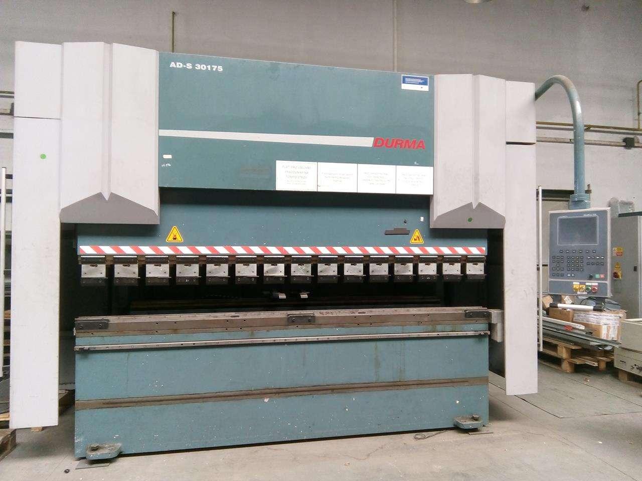 Abkantpresse - hydraulisch DURMA AD - S 30175 Bilder auf Industry-Pilot