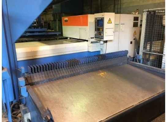 Laserschneidmaschine  MAZAK NTX48  Bilder auf Industry-Pilot