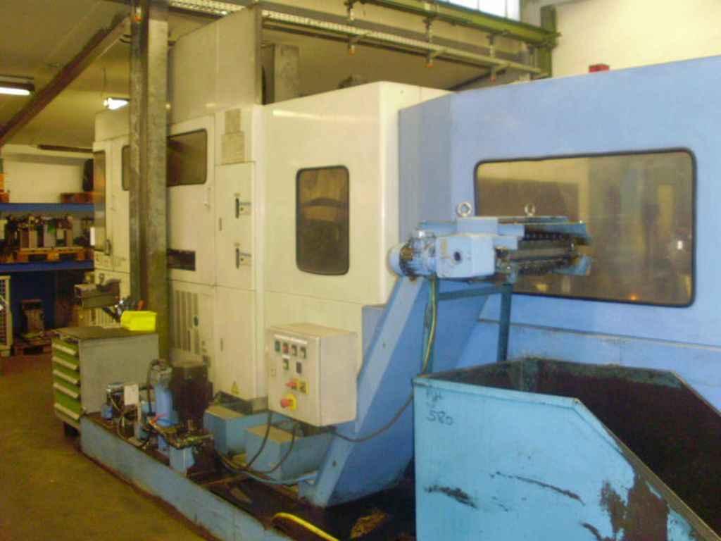 Bearbeitungszentrum - Horizontal Mazak FH 580-40 Bilder auf Industry-Pilot