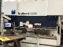 Press Brake hydraulic Trumpf TruBend 5230 photo on Industry-Pilot