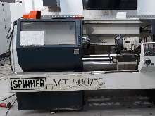 CNC Turning Machine Spinner MT 500-1000 photo on Industry-Pilot