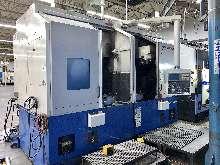 DOOSAN DAEWOO PUMA V550-2SP ZWEI SPINDEL CNC VERTIKALES TURRETZENTRUM Bilder auf Industry-Pilot