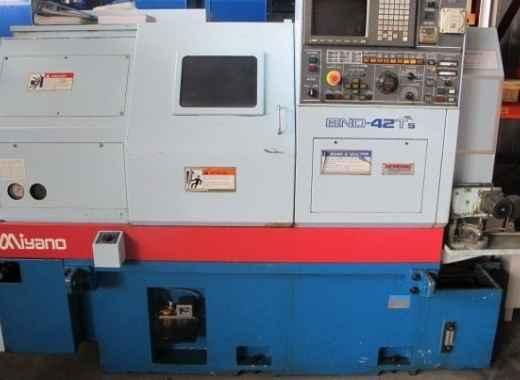 CNC Drehmaschine Miyano BND-42T5 Bilder auf Industry-Pilot