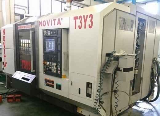 CNC Drehmaschine Mori Seiki NZ 2000 T3Y3 Bilder auf Industry-Pilot