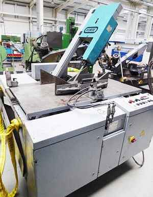 Schleifmaschinenzubehör FORTE UNIFORTE UF 500 Bilder auf Industry-Pilot