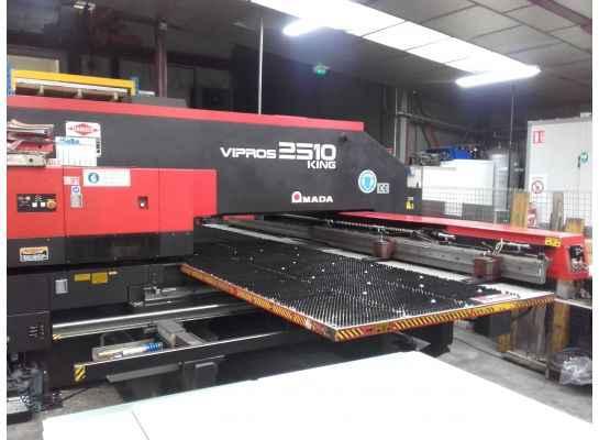 Stanzmaschine AMADA VIPROS 2510 useKING gebraucht kaufen