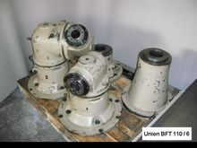 Horizontal Boring Machine UNION BFT 110 6 фото на Industry-Pilot