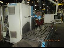 Bed Type Milling Machine - Universal AUERBACH FBE 20001996 фото на Industry-Pilot