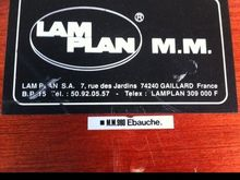 Honing machine - internal - vertical LAM PLAN M.M. 980 photo on Industry-Pilot