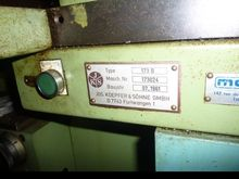 Combined gear hobbing and shaping machine KOEPFER 173 photo on Industry-Pilot