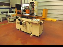 Surface Grinding Machine BLOHM HANSEAT 9 photo on Industry-Pilot