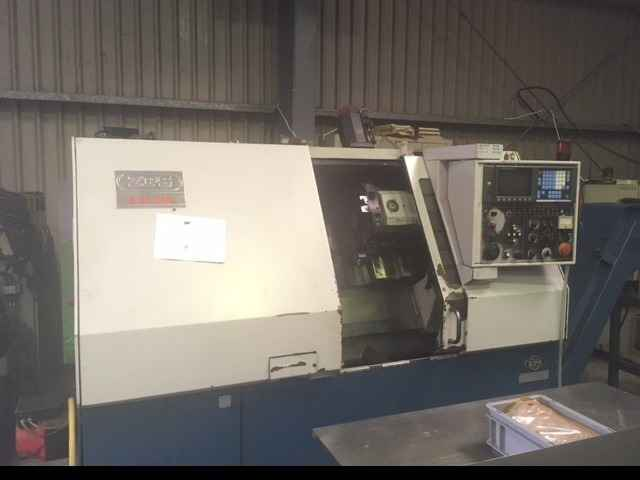 CNC Turning Machine - Inclined Bed Type ZPS S 50 CNC1996 фото на Industry-Pilot
