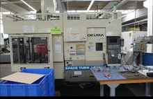 CNC Turning Machine OKUMA Space Turn LB-250T photo on Industry-Pilot