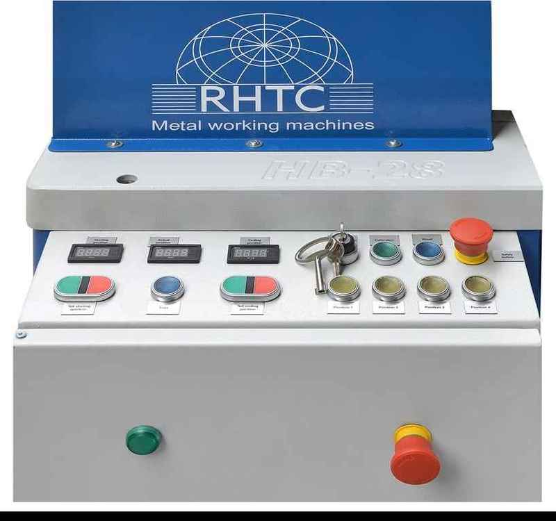 Гибочный станок - горизонт. RHTC PROFI PRESS HB - 28