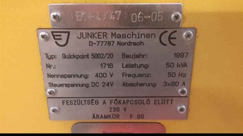 JUNKER Quickpoint 5002/20