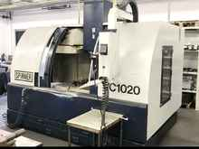 Machining Center - Universal SPINNER VC 1020 фото на Industry-Pilot