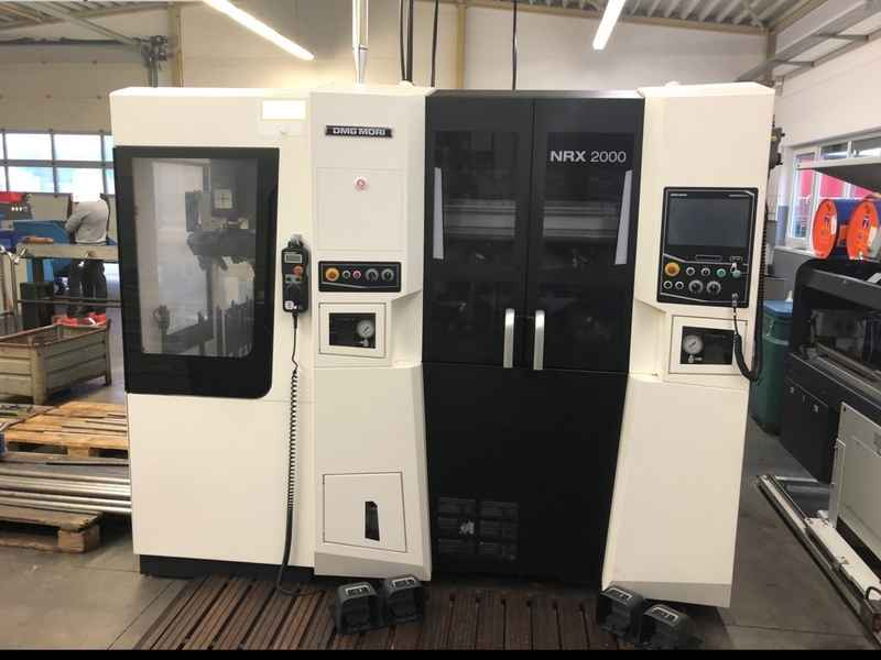 DMG MORI NRX 2000 MC used buy P0044475
