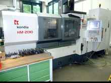 Gantry Milling Machine KONDIA HM 2010 photo on Industry-Pilot