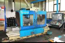 Bed Type Milling Machine - Universal NICOLAS CORREA CF-17D photo on Industry-Pilot