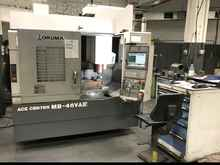 Machining Center - Vertical OKUMA MB 46 VAE photo on Industry-Pilot