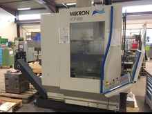 Machining Center - Vertical MIKRON VCP 600 2002 photo on Industry-Pilot