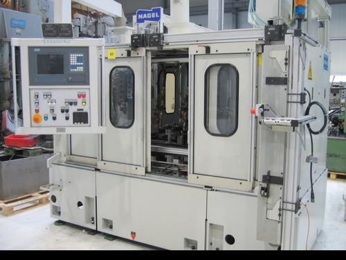 Honing machine - internal - horizontal NAGEL 2HS 6-30T for gears 720/hour photo on Industry-Pilot