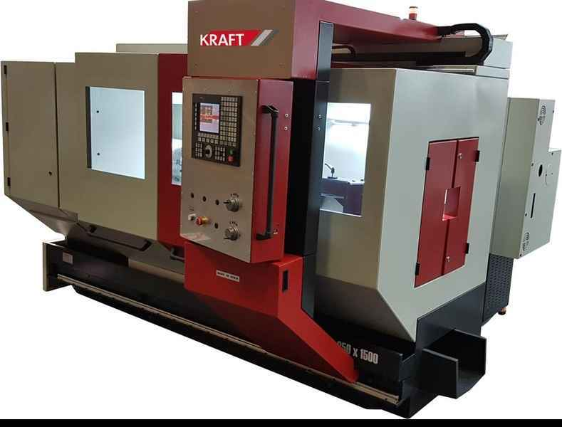 CNC Turning Machine KRAFT KT 570 Serie photo on Industry-Pilot