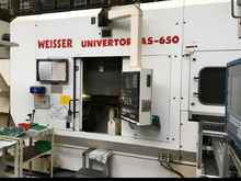 CNC Turning Machine WEISSER Univertor AS-650 CNC photo on Industry-Pilot
