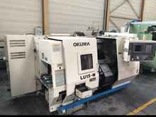CNC Turning Machine - Inclined Bed Type OKUMA LU 15-M photo on Industry-Pilot