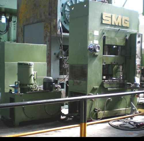 Double Column Drawing Press -Hydr. SMG DS 250 (UVV) photo on Industry-Pilot