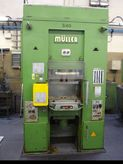 Double Column Press - Hydraulic MÜLLER SZ 40.30.1 photo on Industry-Pilot