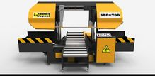 Bandsaw metal working machine - horizontal KM Kesmak KSY 550 x 700 photo on Industry-Pilot