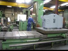 Horizontal Boring Machine TOS WHN 13.8B фото на Industry-Pilot